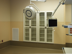 Futrus Operating Room Casework5